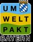 Logo des Umweltpakts Bayern